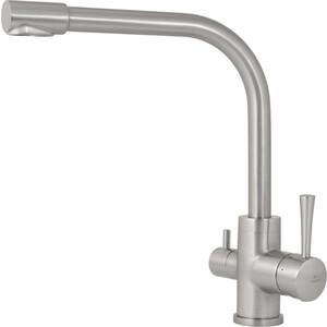 Смеситель для кухни Kaiser Merkur под фильтр серебро Silver (26044-5) смеситель для кухни kaiser merkur под фильтр бронза bronze 26044 3