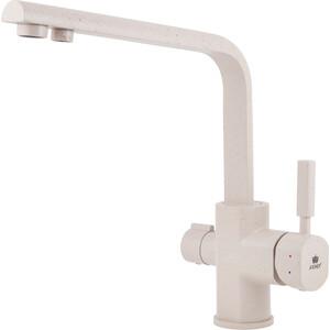 Смеситель для кухни Kaiser Decor под фильтр, песочный Sand (40144-8) смеситель для кухни kaiser merkur под фильтр песочный sand 26044 8