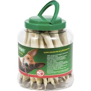 Лакомства TitBit Сухие лакомства из субпродуктов нога баранья для собак 4,3л (008027) лакомство для собак titbit 3628 нога баранья