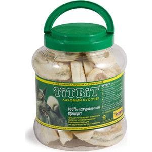 сухие бассейны Лакомства TitBit Сухие лакомства из субпродуктов пятачок диетический для собак 4,3л (008102/3161)
