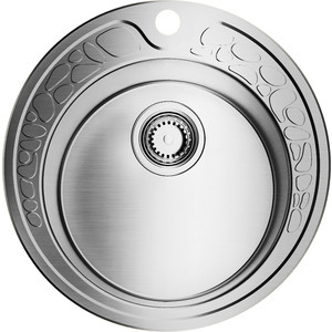 Кухонная мойка Omoikiri Tovada 49-1-IN, 490х490, нержавеющая сталь (4993006) кухонная мойка omoikiri tovada oto 49 1 in