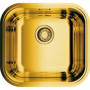 Кухонная мойка Omoikiri Omi 44-AB, 415х445, античная латунь (4993190) ac3000 series air filter combinations f r l combination ac3000 02 g1 4