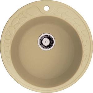 Кухонная мойка Omoikiri Tovada 51-MA, 510х510, марципан (4993364) кухонная мойка omoikiri tovada 51 sa 4993412