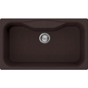 Кухонная мойка Omoikiri Maru 86-DC, 860х500, темный Шоколад (4993214)