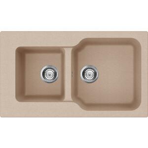 Кухонная мойка Omoikiri Maru 86-2-SA, 860х500, бежевый (4993286)