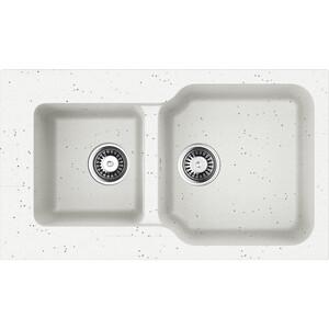 Кухонная мойка Omoikiri Maru 86-2-EV, 860х500, эверест (4993290)