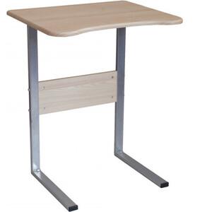 Стол Бител СК для ноутбука (шампань/ясень серебро)