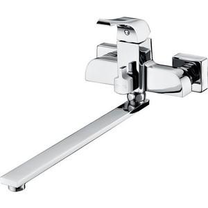 Смеситель для ванны Kaiser Bingo хром (50055B)  смеситель для мойки коллекция bingo 50044 однорычажный хром kaiser кайзер