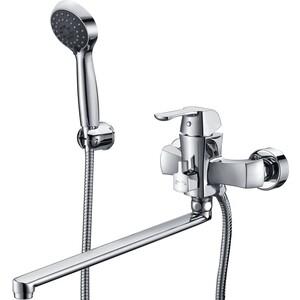 Смеситель для ванны Kaiser Boss хром (51055B) комплект смесителей для ванны коллекция guss 6800к однорычажный хром kaiser кайзер