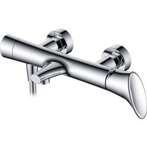 Смеситель для ванны Kaiser Calla короткий излив с душем, хром (71022) цены онлайн