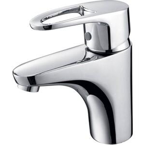 Смеситель для раковины Kaiser Luxor хром (32011)  смеситель для ванны коллекция luxor 32022 однорычажный хром kaiser кайзер