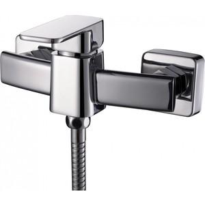 Смеситель для душа Kaiser Sonat с душем, хром (34577) смеситель для ванны коллекция sonat 34522 однорычажный хром kaiser кайзер