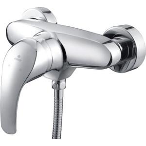 Смеситель для душа Kaiser Nova с душем, хром (23017/23077) смеситель для ванны коллекция nova 23055b однорычажный хром kaiser кайзер