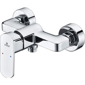 Смеситель для душа Kaiser Sonat с душем, хром (34477верт.) смеситель для раковины kaiser sonat с гигиеническим душем хром 34088