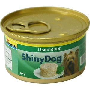 Консервы Gimborn ShinyDog цыпленок для собак 85г (510248)
