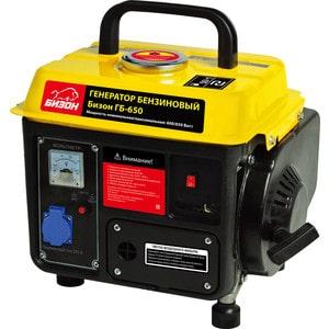 Генератор бензиновый Бизон ГБ-650