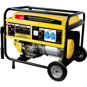 Генератор бензиновый Бизон ГБ-6500 генератор bort bbg 6500