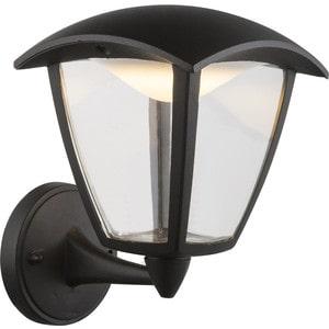Уличный настенный светодиодный светильник Globo 31825 бра globo настенный светильник