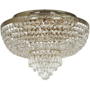 купить Потолочный светильник Lucia Tucci Cristallo 760.5.3 Gold
