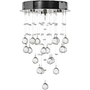 Потолочный светодиодный светильник Lucia Tucci Grappolo 1801.3 Silver