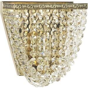 Фото - Настенный светильник Lucia Tucci Cristallo W750.1 Gold блок питания accord atx 1000w gold acc 1000w 80g 80 gold 24 8 4 4pin apfc 140mm fan 7xsata rtl