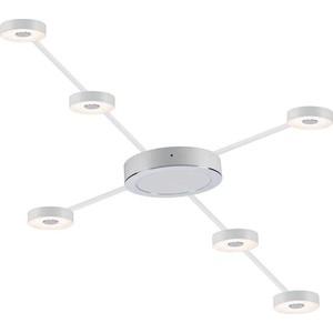 Потолочный светодиодный светильник Paulmann 93647 потолочный светильник paulmann alva 79650