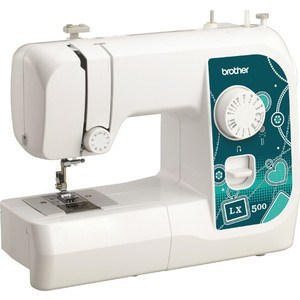 Фотография товара швейная машина Brother LX-500 (685217)