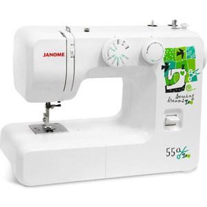 Швейная машина Janome 550 швейная машинка janome sew mini deluxe