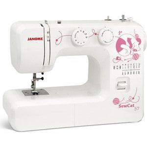 Фотография товара швейная машина Janome SewCat 57 (685223)