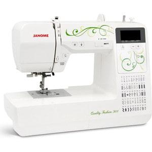 Фотография товара швейная машина Janome QF 7600 (685224)
