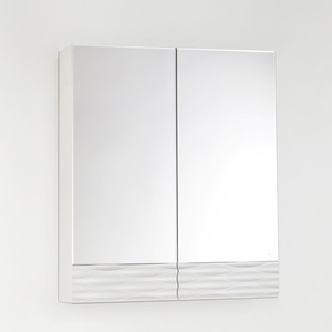 Зеркальный шкаф Style line Ассоль 60 (2000949082288) ассоль xpb60 717g