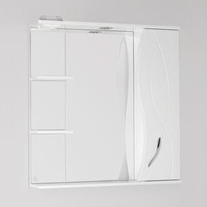 Зеркальный шкаф Style line Амелия 75 со светом (2000949001173)