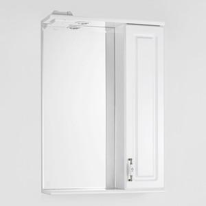 Зеркальный шкаф Style line Олеандр-2 55 со светом (2000949059891)