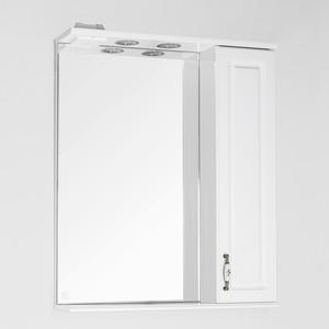 Зеркальный шкаф Style line Олеандр-2 65 со светом (2000949070513)