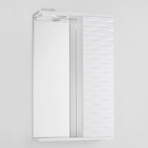 Зеркальный шкаф Style line Папирус 50, люкс, со светом (2000949080338)