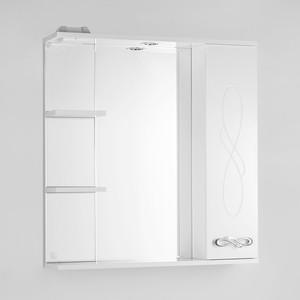 Зеркальный шкаф Style line Венеция 75 со светом (2000949070209)