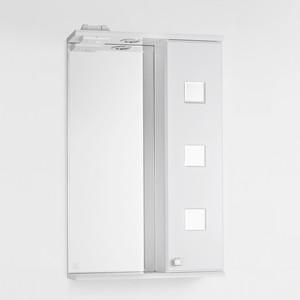 Зеркальный шкаф Style line Крокус 50 со светом (2000949022925)
