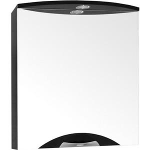 цены Зеркальный шкаф Style line Жасмин-2 60 со светом (2000949021263)