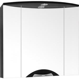Зеркальный шкаф Style line Жасмин-2 76 со светом (2000949051543) зеркальный шкаф style line лира 70 со светом 2000941440017