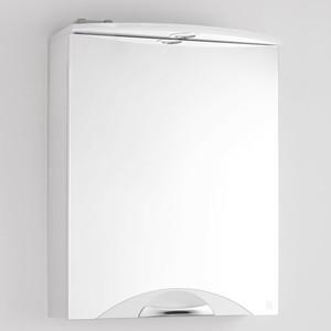 Зеркальный шкаф Style line Жасмин-2 55 со светом (2000949075556) зеркальный шкаф style line лира 70 со светом 2000941440017