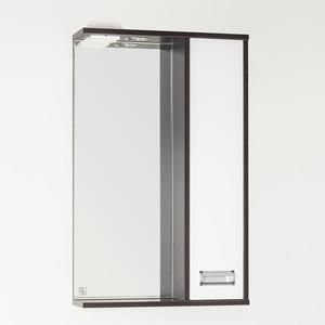 Зеркальный шкаф Style line Панда 50 Стиль (W) со светом (2000949072036) зеркальный шкаф style line панда волна 60 со светом 2000949039916