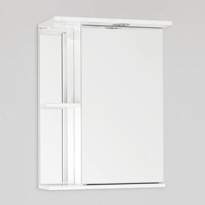 Зеркальный шкаф Style line Николь 50 со светом (4603720651420)