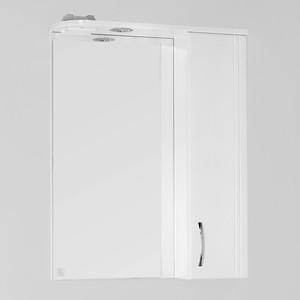 Зеркальный шкаф Style line Панда-2 600 со светом (2000900310016) зеркальный шкаф style line панда волна 60 со светом 2000949039916
