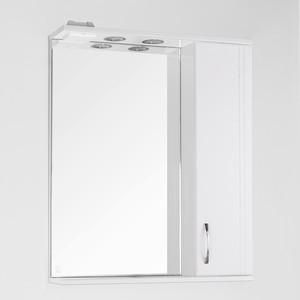 Зеркальный шкаф Style line Панда 65 со светом (2000949015439) зеркальный шкаф style line панда волна 60 со светом 2000949039916