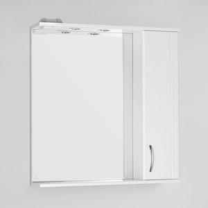 Зеркальный шкаф Style line Панда 75 со светом (2000900320015) зеркальный шкаф style line панда волна 60 со светом 2000949039916
