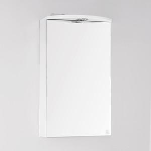 Зеркальный шкаф Style line Альтаир 40 со светом (2000949080642)