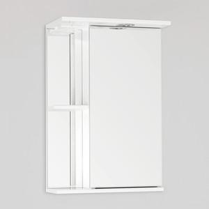 Зеркальный шкаф Style line Николь 45 со светом (2000949007120) зеркало шкаф аквамаста николь 50r правостороннее без подсветки
