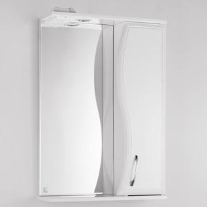 Зеркальный шкаф Style line Панда Волна 55 со светом (2000949078557) зеркальный шкаф style line панда волна 60 со светом 2000949039916