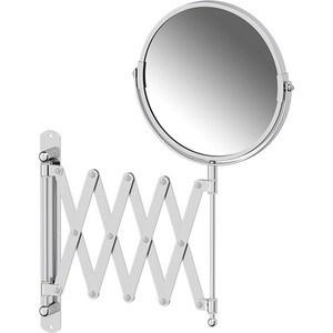 Косметическое зеркало двустороннее x2 Sorcosa Plain хром (SOR 002) косметическое зеркало двустороннее x2 sorcosa plain хром sor 002