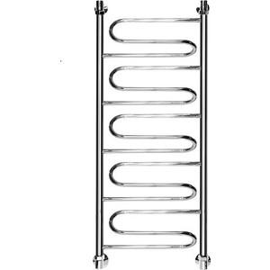 Полотенцесушитель Ника Curve 100х40 водяной (ЛЗ 100/40) полотенцесушитель с верхней полкой ника quadro 120х50 водяной л 90 вп 120 50